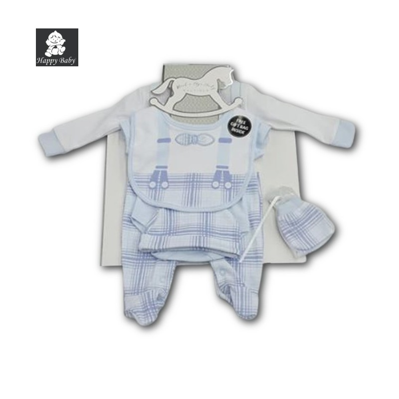 Ensemble 7 pièces R18612 Happy Baby