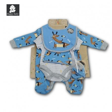 Ensemble 7 pièces R18635 Happy Baby