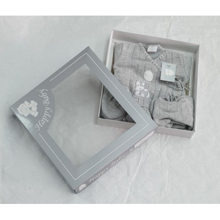 Coffret HAPPY BABY F51G GRIS