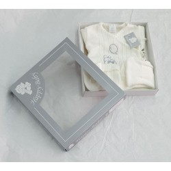 Coffret HAPPY BABY F19W BLANC