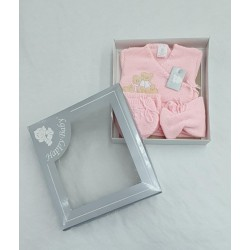Coffret HAPPY BABY F19R ROSE