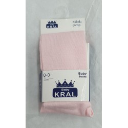 COLLANTS KRAL BABY ROSE