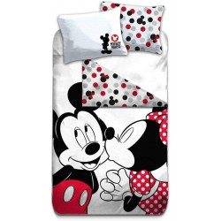 Housse de Couette MICRO MINNIE&MICKEY AYM-018MCK-DV