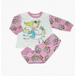 Pyjama Fille  PYJ/J3704
