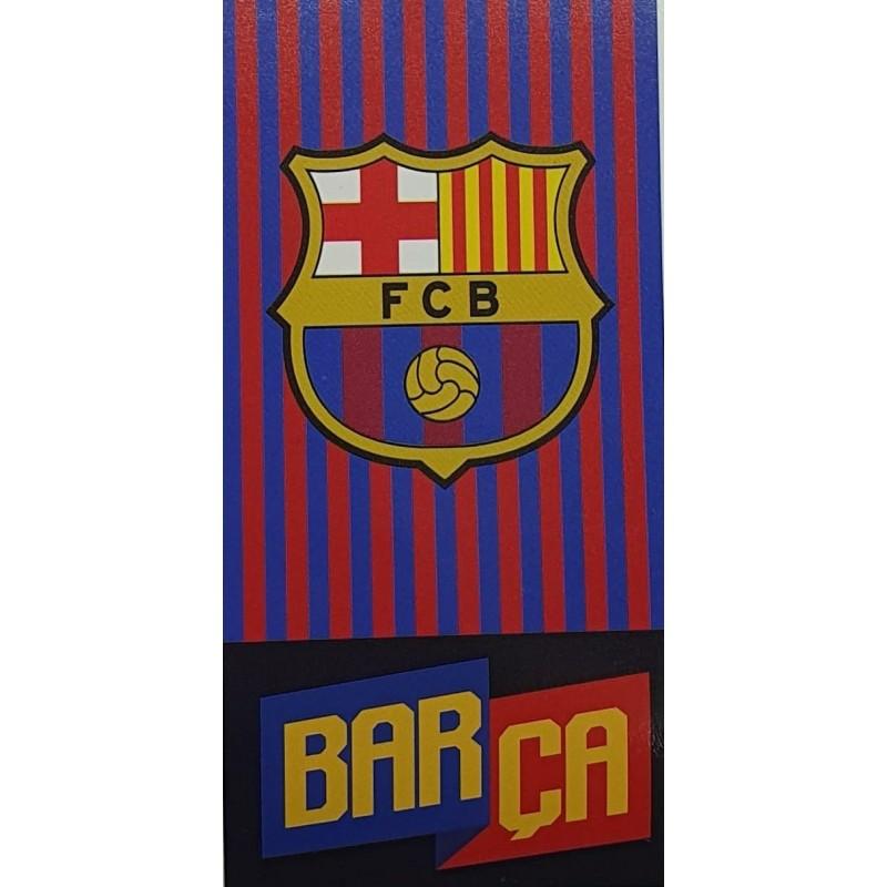 Serviettes COTON FCB182085-R BARCELONE