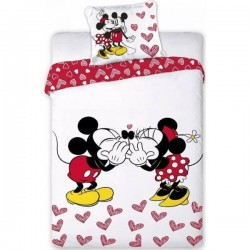 Housse de Couette MICRO MINNIE&MICKEY 044