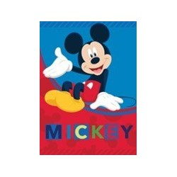 Plaid MICKEY AYM-046MCK-PF