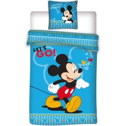 Housse de Couette MICRO MICKEY AYM-022MCK