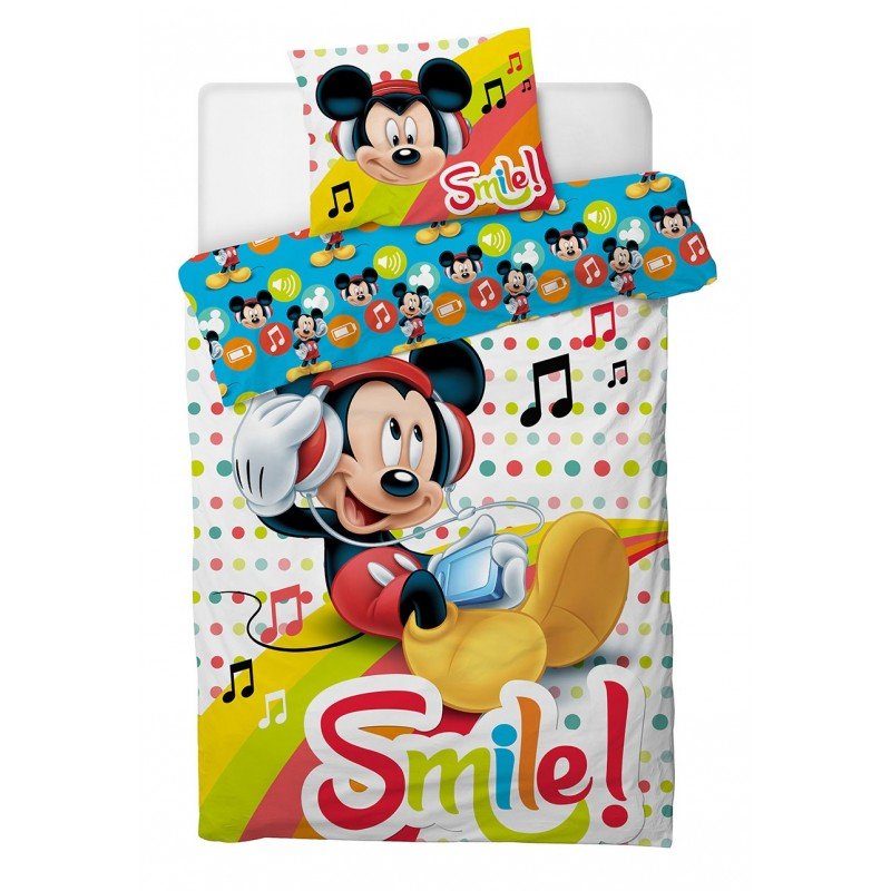Housse de Couette MICRO MICKEY AYM-029MCK