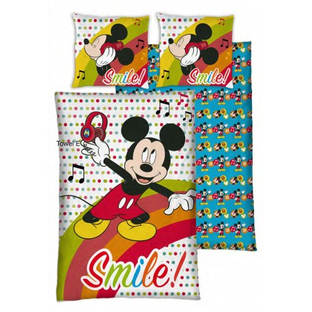 Housse de Couette MICRO MICKEY AYM-035MCK
