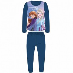 Pyjama Polaire 2 Pièces REINE DES NEIGE / FROZEN PYJ FR 36