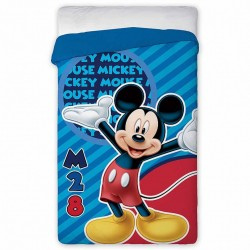 COUETTE IMPRIMEE MICKEY D004MIC