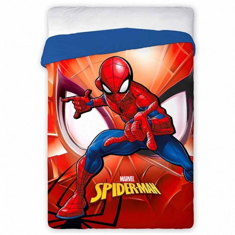COUETTE IMPRIMEE SPIDERMAN D003SPI