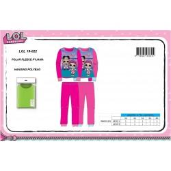Pyjama Polaire 2 Pièces LOL 19-022