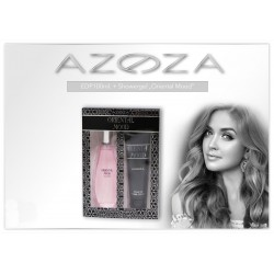 Parfum Femme + GEL DOUCHE S753433 ORIENTAL MOOD
