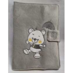 Protège carnet de santé 92022HB HAPPY BABY