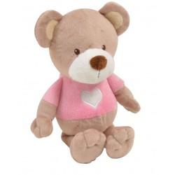 Peluche Ours Little Bear Pink 3383400