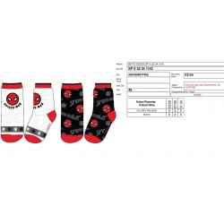 CHAUSSETTES SPIDERMAN SPS52341143