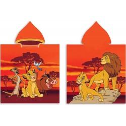 Ponchos MICRO LE ROI LION 003RL