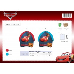 Casquette CARS CR2122-1167