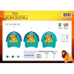 Casquette ROI LION LK2122-1469