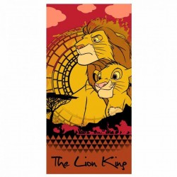 Serviette MICRO LE ROI LION...
