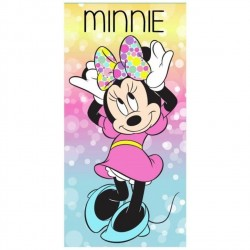 Serviettes COTON MINNIE DIS...