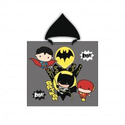 Poncho COTON BATMAN 009BTM