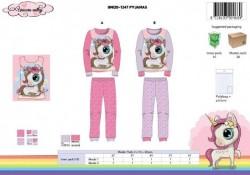 Pyjama Coton 2 Pièces...