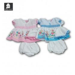 Ensemble 3 pièces DRS/F1511 Happy Baby
