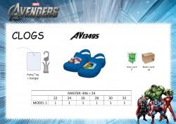 SABOT AVENGERS AV13495