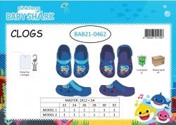 SABOT BABY SHARK BAB21-0462